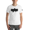 White crew neck Astonix-t-shirt Atwk #64