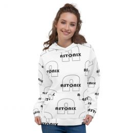 All-Over Printed Unisex Astonix Hoodie